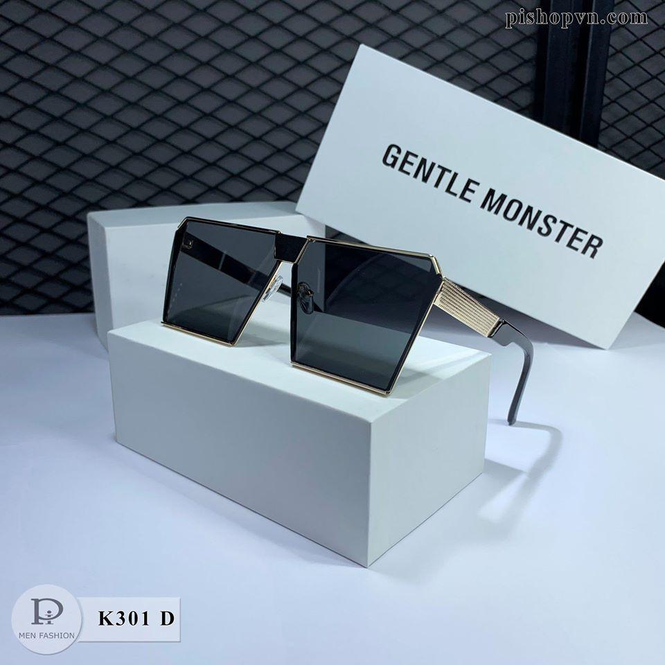 Kính mát cao cấp - nam nữ- có hộp fullbox - tặng khăn lau - bảo hành 1:1 - K301D...