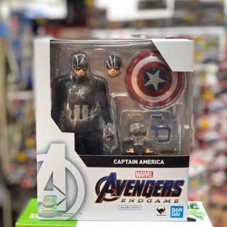 Mô hình nhân vật Avenger Captian Endgame