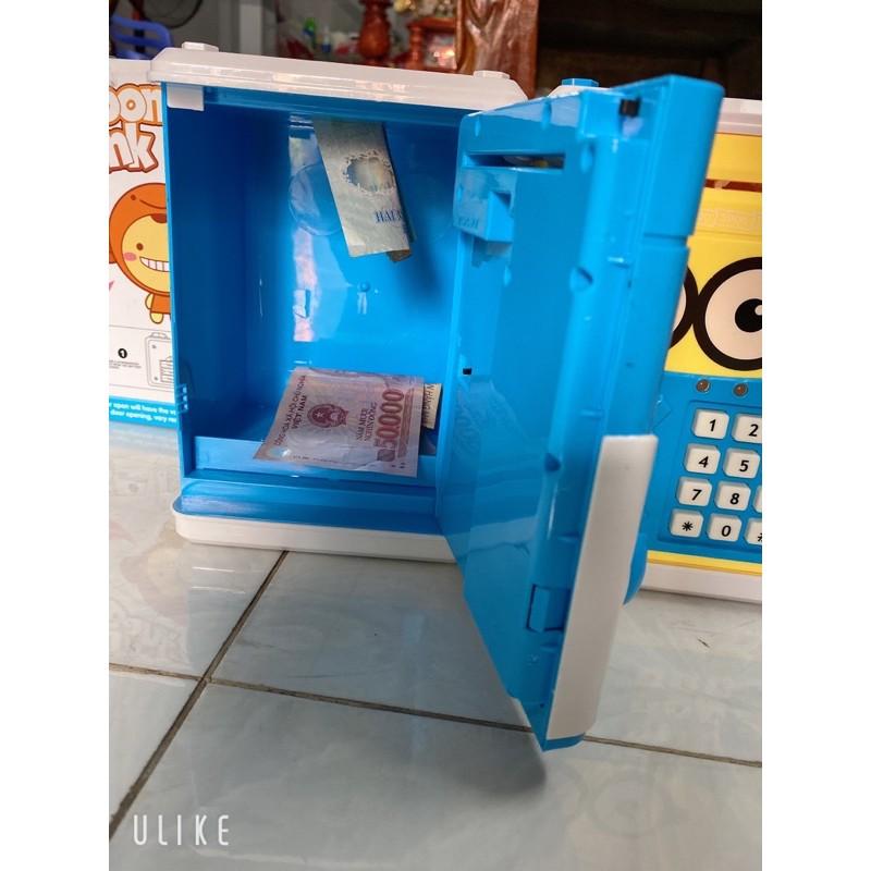 két sắt mini tặng kèm pin
