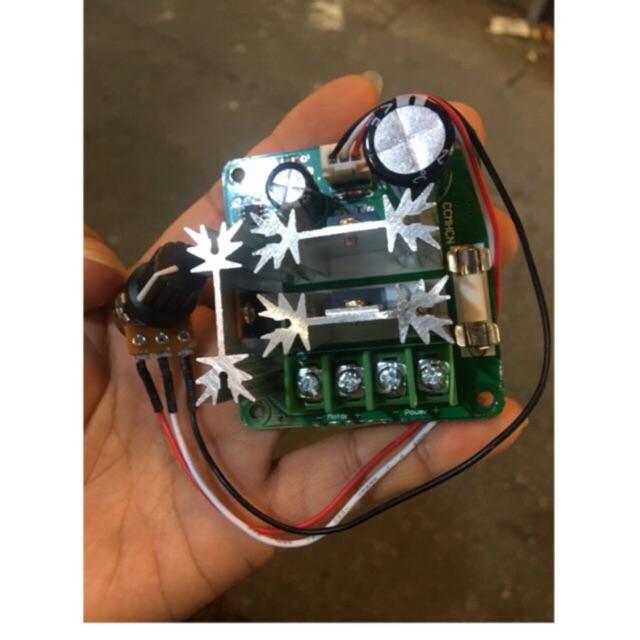 1 mạch điều tốc mô tơ 15 A