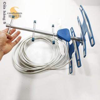 Ang ten T24G kèm dây 15m - sóng khỏe
