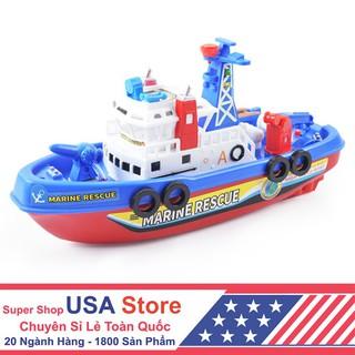 Tàu Thủy Phun Nước Cho Bé F1 BMBE1042Tiente