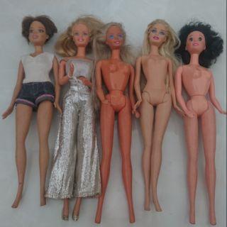 Thanh lý set dolls