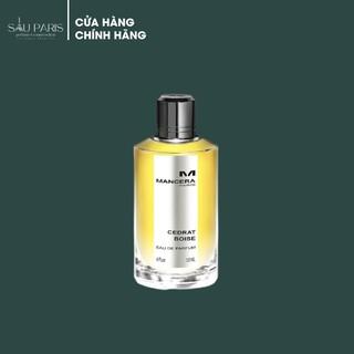 Nước hoa Mancera Cedrat Boise unisex cho cả nam và nữ, mùi hương tươi mát m thumbnail