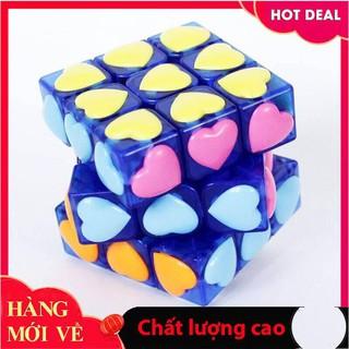[Trợ giá] Rubik Tình Yêu 3x3X3 chất lượng cao_Hàng chất lượng cao