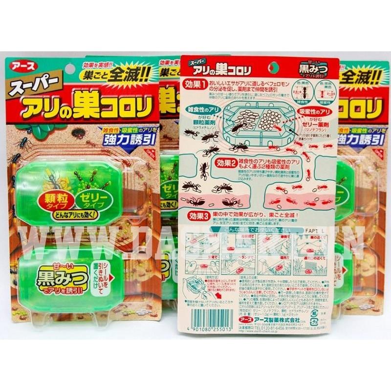 Thuốc diệt kiến. Hàng Nhật