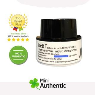[Quà Tặng SEPHORA] Kem dưỡng Mini Belif Moiturizing Bomb 10 ml thumbnail