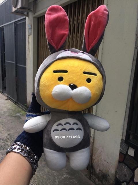 Thú bông Ryan cosplay thỏ 32cm