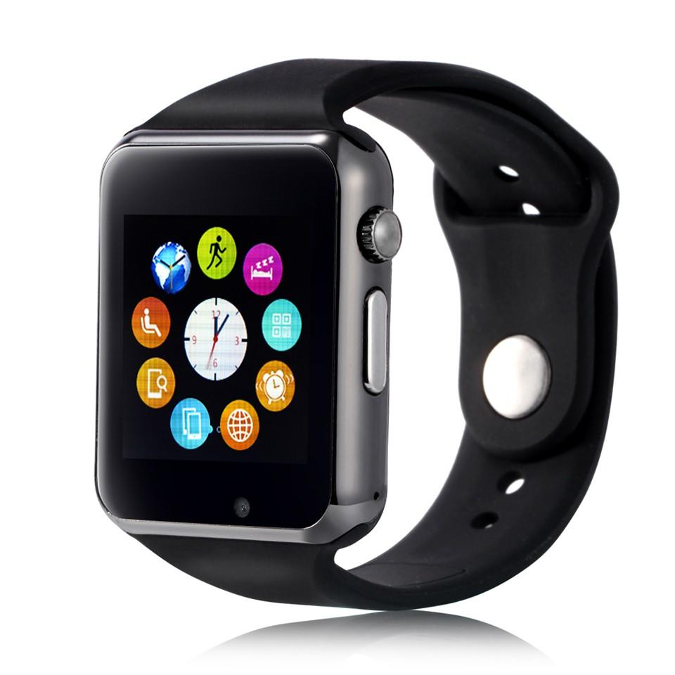 [FREESHIP] Đồng hồ thông minh Smart Watch thế hệ mới 2018 - Có khe gắn sim, camera