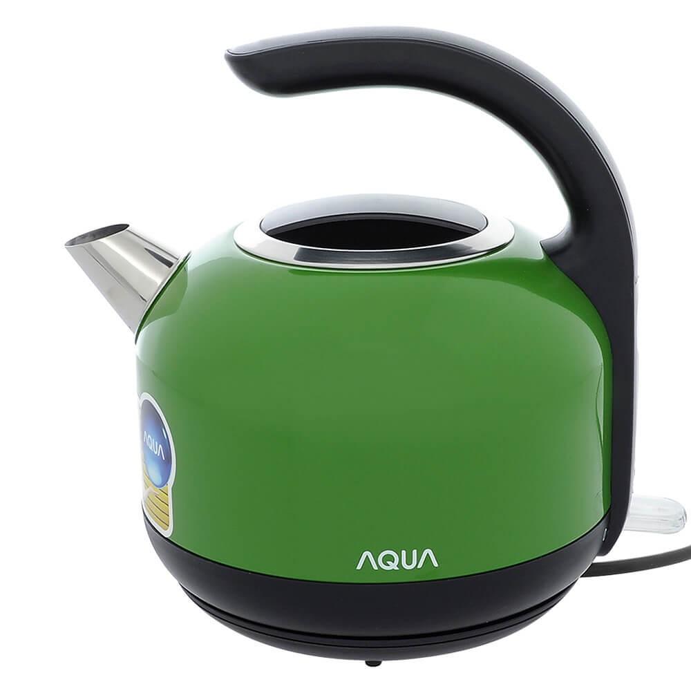 Ấm đun siêu tốc Aqua AJK-F795 Xanh 1.7 lít