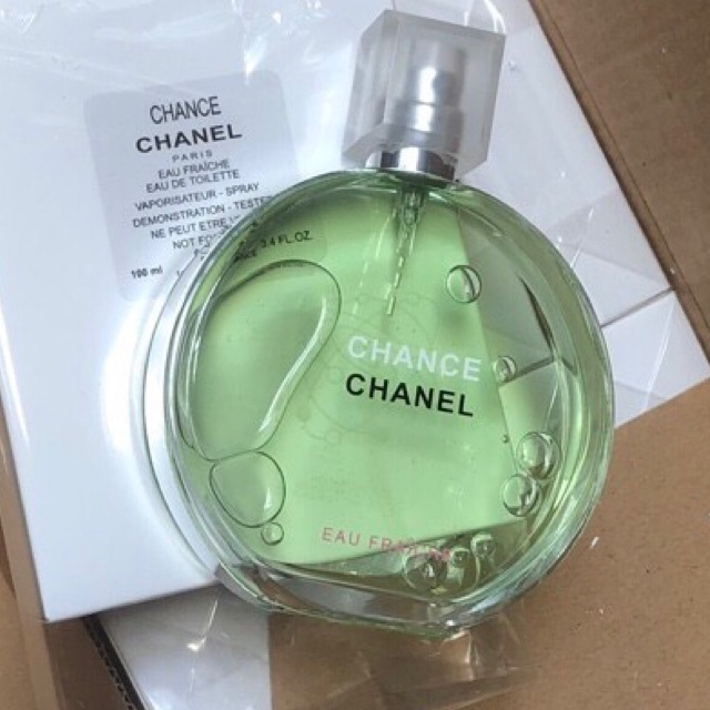 Nướ hoa Chance Chanel xanh 100ml