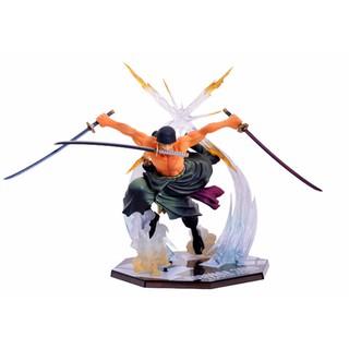 Mô hình Figure Thợ săn hải tặc Roronoa Zoro chiến đấu – One Piece