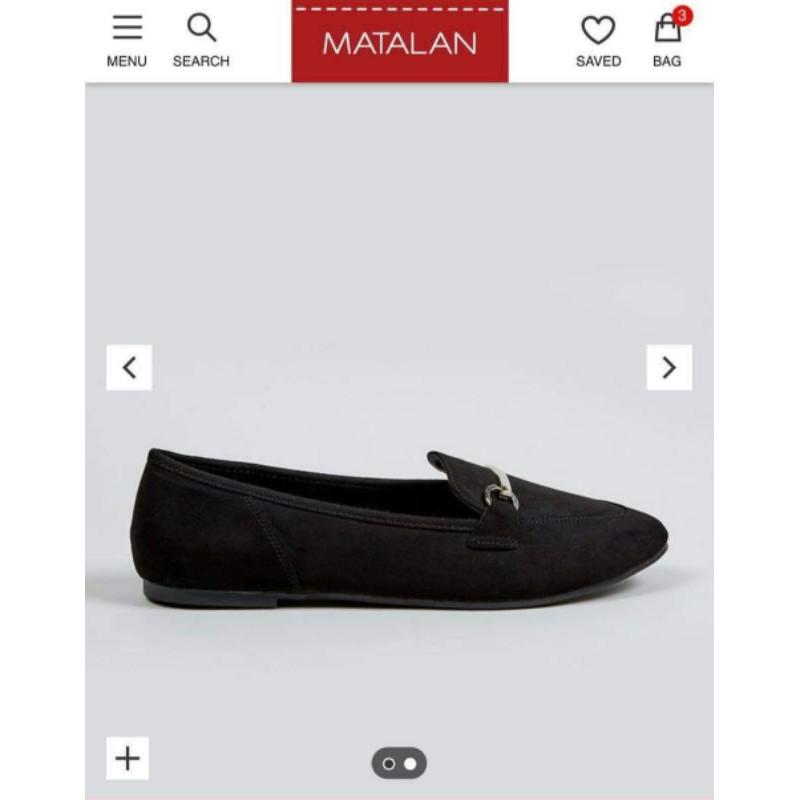 Giày lười Mattalan chuẩn auth UK sz37/38/39 cho ce
