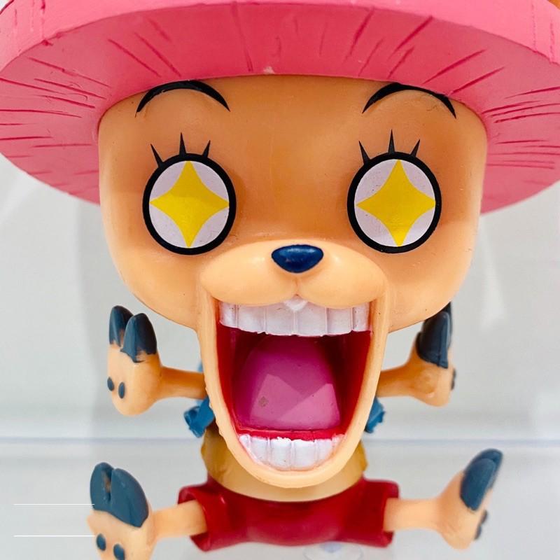 Mô Hình chibi Tony Tony Chopper Cao 9cm  truyện tranh hoạt hình Anime Nhật Bản - Figure Tượng One Piece