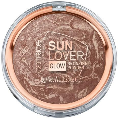 Phấn Tạo Khối Catrice Sun Lover Glow Bronzing Powder
