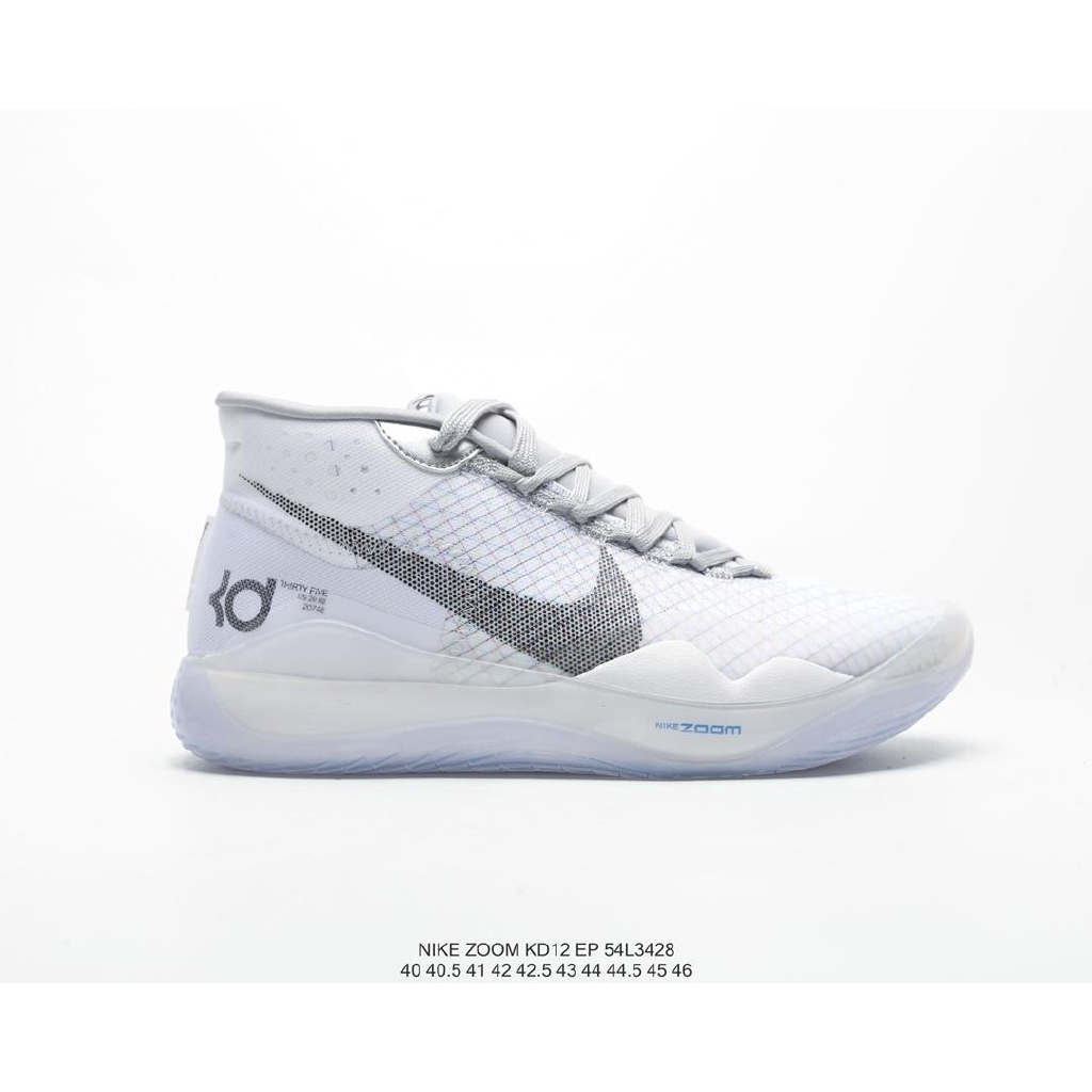 พร้อมส่ง Nike Zoom KD12 EP รองเท้าบาสเก็ตบอลผู้ชาย / CK1195-101