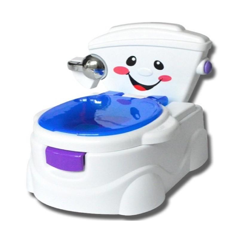 Bô vệ sinh cho trẻ em có nhạc Roycare RC63501