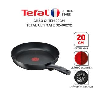 Chảo chiên Tefal Ultimate 20cm G2680272 thumbnail