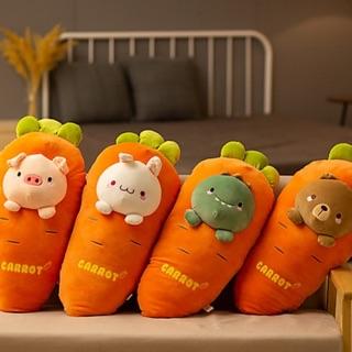 Gối ôm hình củ cà rốt đáng yêu size 70cm