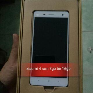 Điện thoại :Xiaomi mi4 fullbox
