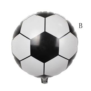 45cm Ball Shape Football Basketball Volleyball Inflatable Ballon Kids Gift
