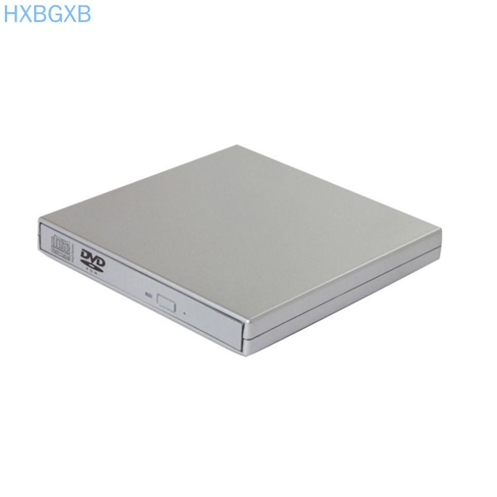 Đầu Đọc Đĩa Cd / Dvd Rom Dvd Cổng Usb 2.0 Cho Pc Windows 7 / 8 / 10