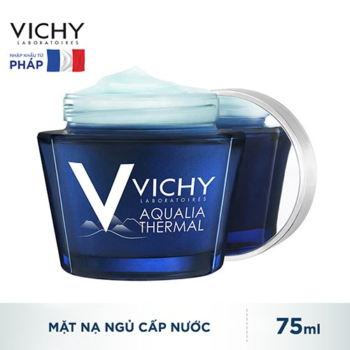 Mặt Nạ Ngủ Cung Cấp Nước Tức Thì Vichy Aqualia Thermal Night Spa 75ml _ 3337871324568 - 3427781 , 592429776 , 322_592429776 , 810000 , Mat-Na-Ngu-Cung-Cap-Nuoc-Tuc-Thi-Vichy-Aqualia-Thermal-Night-Spa-75ml-_-3337871324568-322_592429776 , shopee.vn , Mặt Nạ Ngủ Cung Cấp Nước Tức Thì Vichy Aqualia Thermal Night Spa 75ml _ 3337871324568
