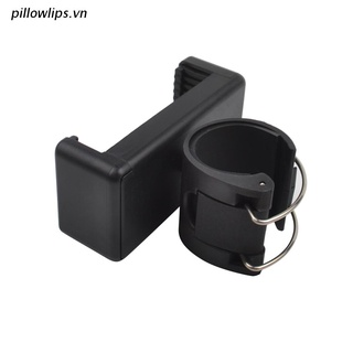 p.vn Selfie Self-timer Stick Monopod Phone Lock Bracket Clip For Accessories