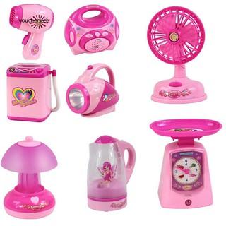 Mô hình đồ chơi đồng hồ vật mini xinh xắn dành cho các bé