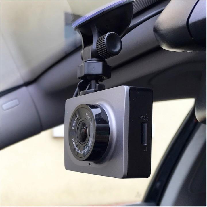 Camera Hành Trình Ô tô Xiaomi Yi2K Nét 1296P Yi 2K Dash Cam + Thẻ Nhớ BH 12 Tháng