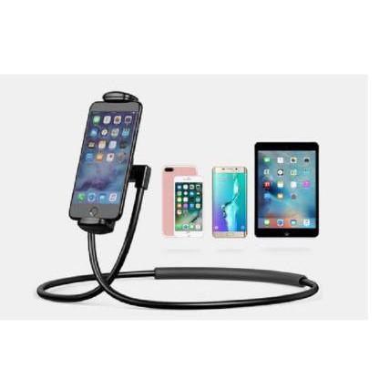 Kẹp điện thoại tiện ích, Kẹp điện thoại đeo cổ thông minh ( đt 6,3in trở lại )