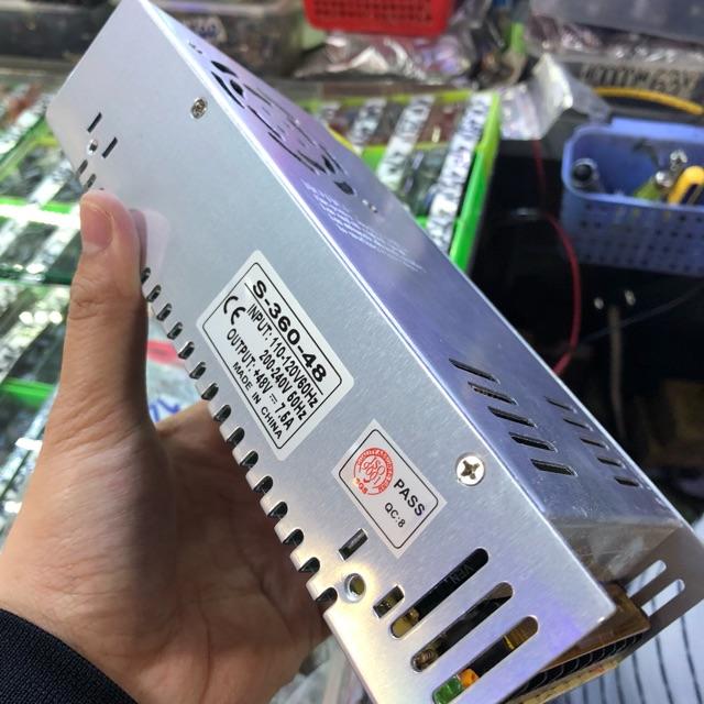 Nguồn nhôm 48V-7.5A