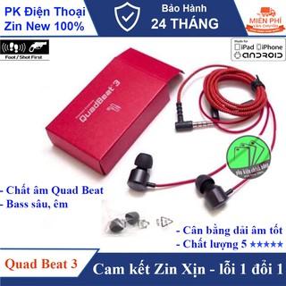 Tai nghe LG QUADBEAT 3 (HSS- F630) 2018 Full Box, Hàng bóc máy - Cam kết Zin máy