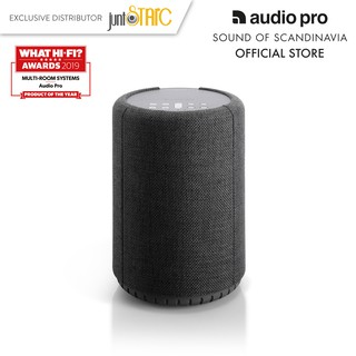 Loa Audio Pro A10 MultiRoom Speaker Dark Grey