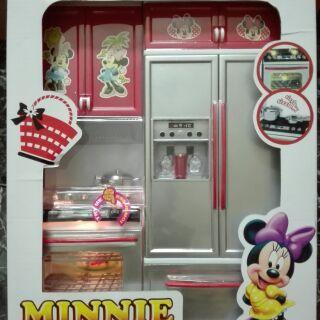 Bộ mô hình nhà bếp chuột Micky hai gian