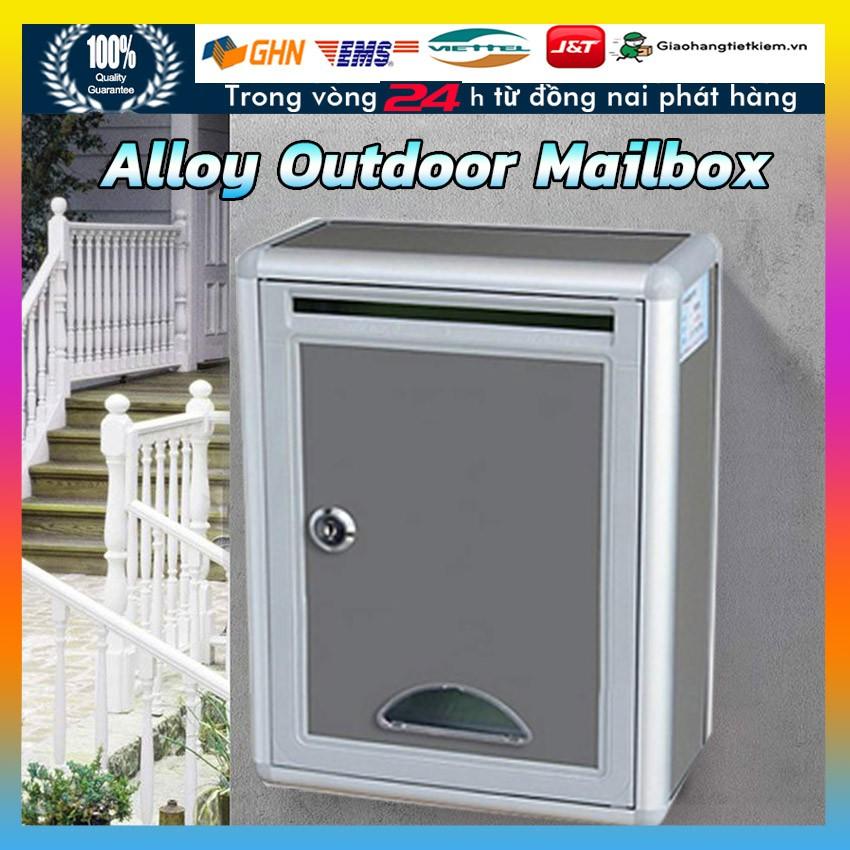【Trong 24h gửi hàng】Hộp thư Thùng Đựng thư Báo Góp Ý mail box