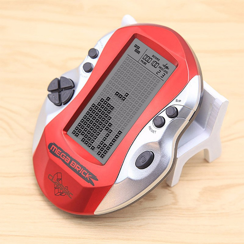 HOT Retro classic handheld led game players with built in 26 games