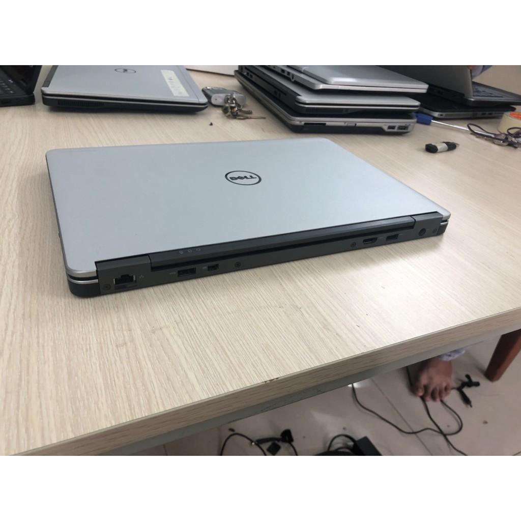"""laptop cũ ultrabook dell latitude E7440 i5 4300U, 8GB, SSD 256GB, HD4400 14.1"""""""