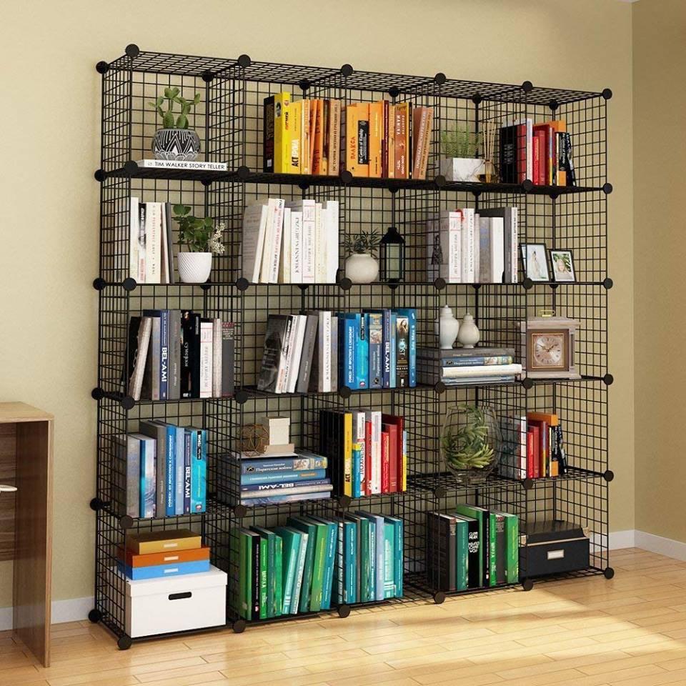 [BÁN THEO TẤM. TẶNG CHỐT GẮN ] Tủ đựng quần áo,tủ sách,tủ để đồ đa năng tiện ích