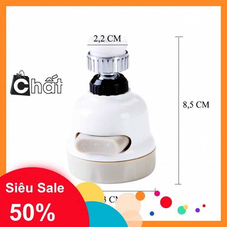 Đầu vòi tăng áp 3 mức độ cho bồn rửa chén- Buôn / Sỉ sll inbox
