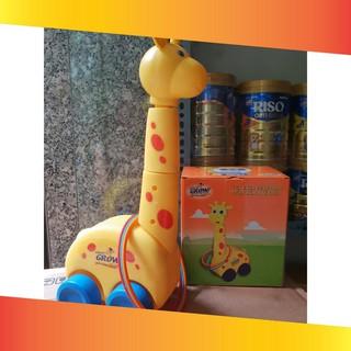 [Sập sàn] Bộ đồ chơi vận động hươu ném vòng cao cổ bán sạch kho nào