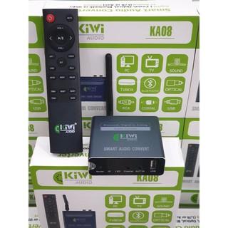 Bộ DAC chuyển đổi âm thanh Kiwi KA08 giải mã 24 bit kết nối Bluetooth thumbnail