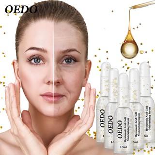 Tinh chất Hyaluronic Acid và vàng ngừa lão hóa dưỡng ẩm làm trắng và loại bỏ tàn nhang hiệu quả