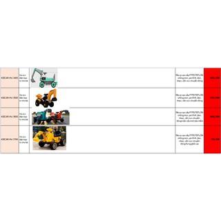 Ô tô điện trẻ em kiểm định CR chính hãng giá rẻ nhất Bán buôn sỉ- lẻ xe hơi điện cho bé xe xúc to
