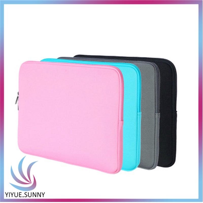 Túi đựng Macbook có dây kéo nhiều màu laptop 11 12 13 14 15 15.6inch