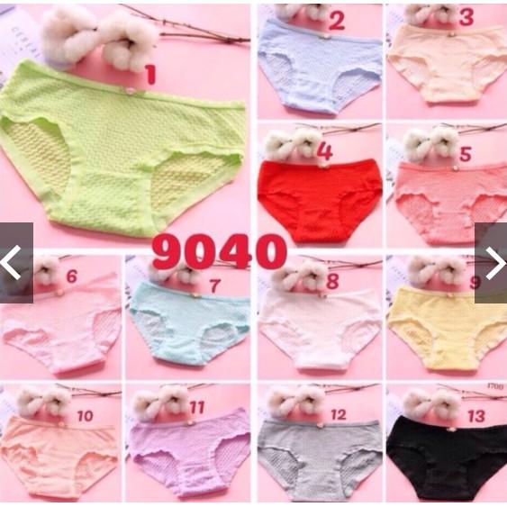 [ quần lót] 10 quần lót cotton, quần lót điều hoà, quần lót ren, quần lót thông hơi, quần lót đúc, quần su