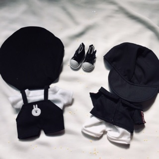 {CÓ SẴN/NEW} OUTFIT DOLL 20CM