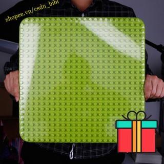 Tấm nền 38.4x38.4 cm tương thích lego duplo thumbnail