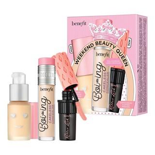 Benefit - Set Trang Điểm Benefit - Weekend Beauty Queen Makeup Set