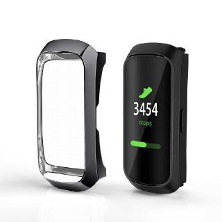 Mạ Vỏ bảo vệ TPU mềm cho phụ kiện đồng hồ Samsung Galaxy Fit SM-R370 Vỏ chống xước trong suốt